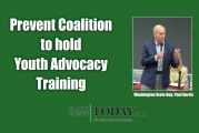 Prevent Coalition to hold Youth Advocacy Training