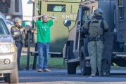 Battle Ground man arrested after domestic disturbance leads to standoff
