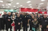 Vancouver Police and Nautilus, Inc. gives over 100 area children a shopping spree