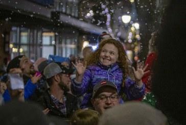Christmas across the county: Camas