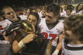 Special team standouts contribute to Camas win at a crucial time in championship game