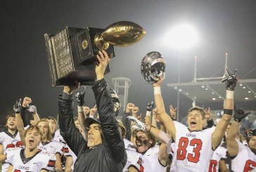 Camas caps undefeated season with Class 4A state football championship