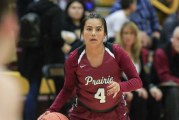 Allison Corral maintains the family legacy at Prairie basketball
