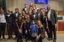 Battle Ground awarded Dale Beacock Memorial Sweepstakes trophy at 58th annual Clark College Jazz Festival