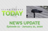 Clark County TODAY • Episode 11 • January 21, 2020
