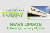 Clark County TODAY • Episode 13 • January 28, 2020