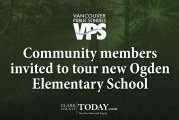 Community members invited to tour new Ogden Elementary School