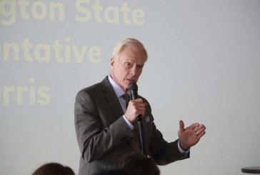 Rep. Paul Harris introduces legislation aimed at helping charter schools thrive
