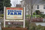 County council workshops Heritage Farm future