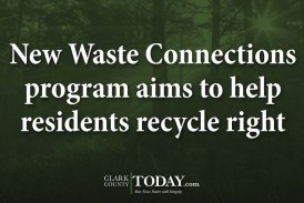 New Waste Connections program aims to help residents recycle right
