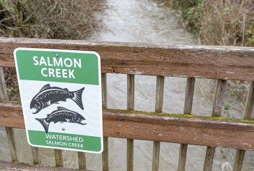 County unveils new design for watershed signs