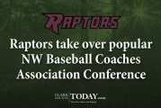 Raptors take over popular NW Baseball Coaches Association Conference
