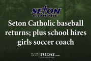 Seton Catholic baseball returns; plus school hires girls soccer coach