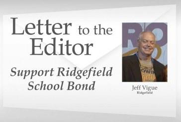 Letter: Support Ridgefield School Bond