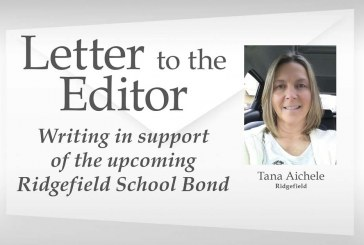 Letter: Writing in support of the upcoming Ridgefield School Bond