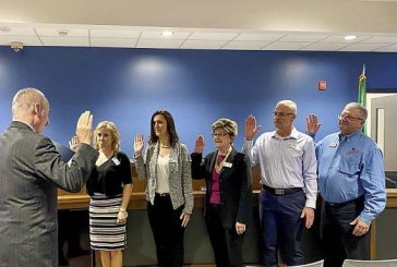 Ridgefield swears in new City Council