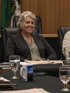 Washougal Mayor Molly Coston