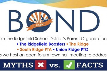 Open forum town hall meetings in Ridgefield will focus on 2020 School Bond
