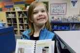 'Flat Stanley' leaves Ridgefield to travel America