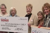 Clark County Republican Women Contribute $1,618 to North County Community Food Bank