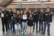 Woodland High School's Beaver Bots competes in state finals