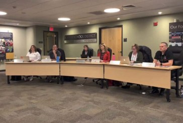 Community members, educators speak at Camas School District Board meeting in support of former principal, free speech