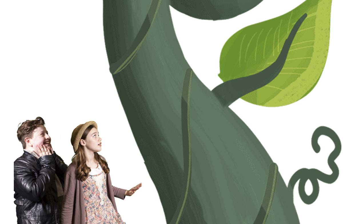Metropolitan Performing Arts will present ''Beanstalk!'' in a weekend full of performances March 6-8.