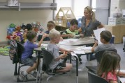 Time to enroll kindergarten students for fall classes