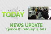 Clark County TODAY • Episode 17 • February 14, 2020