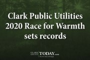 Clark Public Utilities 2020 Race for Warmth sets records