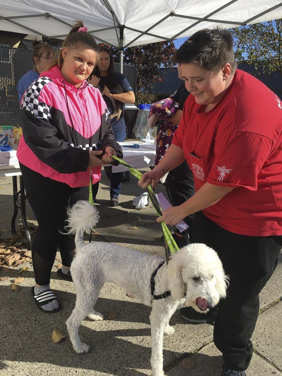 Open House Ministries expanded its facilities in 2018 to be able to extend the impact of events such as the free pet clinics. Photo courtesy of Open House Ministries