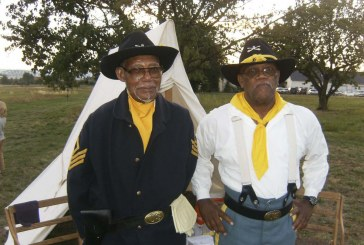 """CCHM Speaker Series: """"Buffalo Soldiers in Clark County' launches 2020 schedule"""
