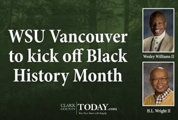 WSU Vancouver to kick off Black History Month
