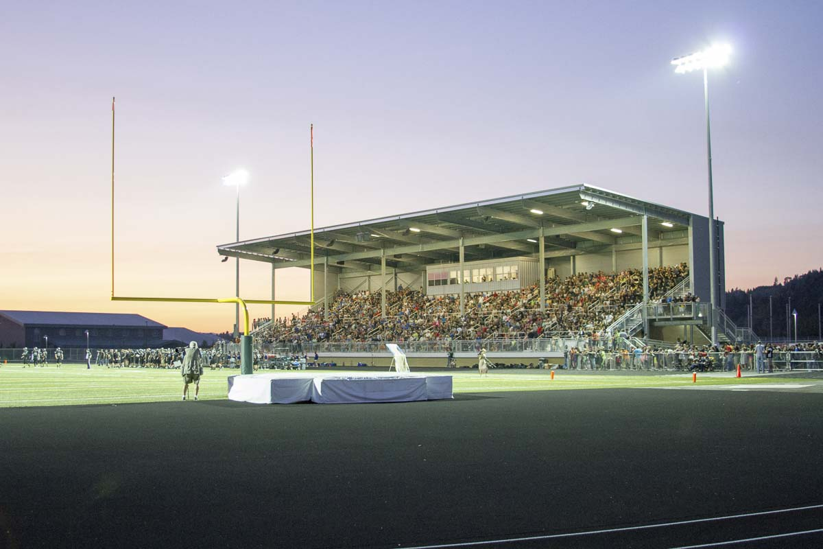 Woodland High School - Stadium