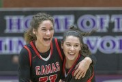 Tuesday hoops: Camas girls take out Skyview; Woodland boys keep winning
