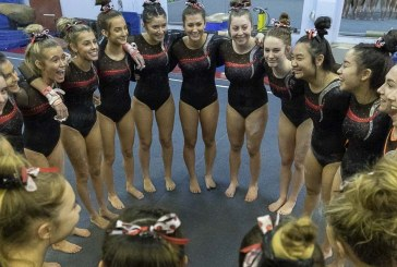 State sports: Camas wins third straight gymnastics championship