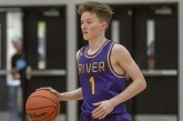 Boys basketball: Columbia River's Snook always feels right at home