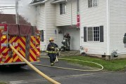 Vancouver house fire displaces family