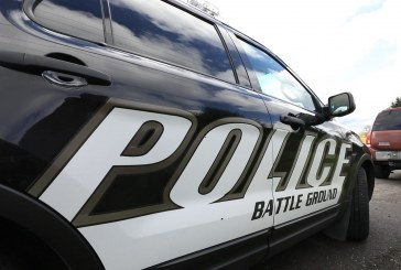 Battle Ground Police Chief Mike Fort issues public message