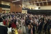 More than 1,200 attend Woodland's annual Father/Daughter Ball