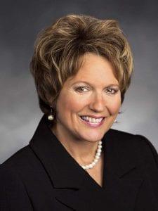 CCRW President Liz Pike
