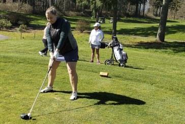 Golfers can still play through at Camas Meadows