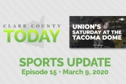 Union's Saturday at the Tacoma Dome