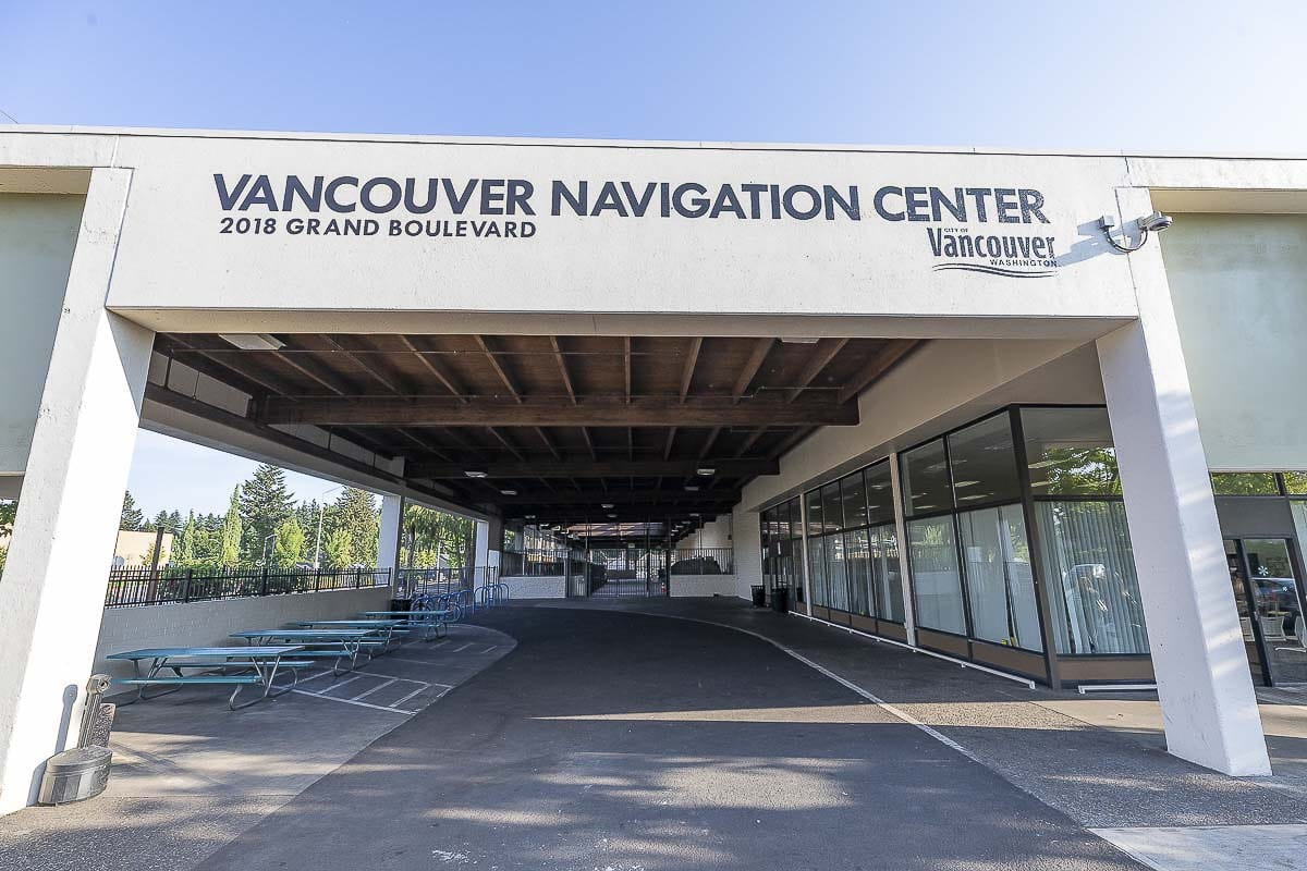 The decision to close the facility was made after determining that continued operation of the Navigation Center would not be compatible with Public Health objectives to reduce the spread of the COVID-19 or with Gov. Jay Inslee's emergency order closing public venues. Photo by Mike Schultz