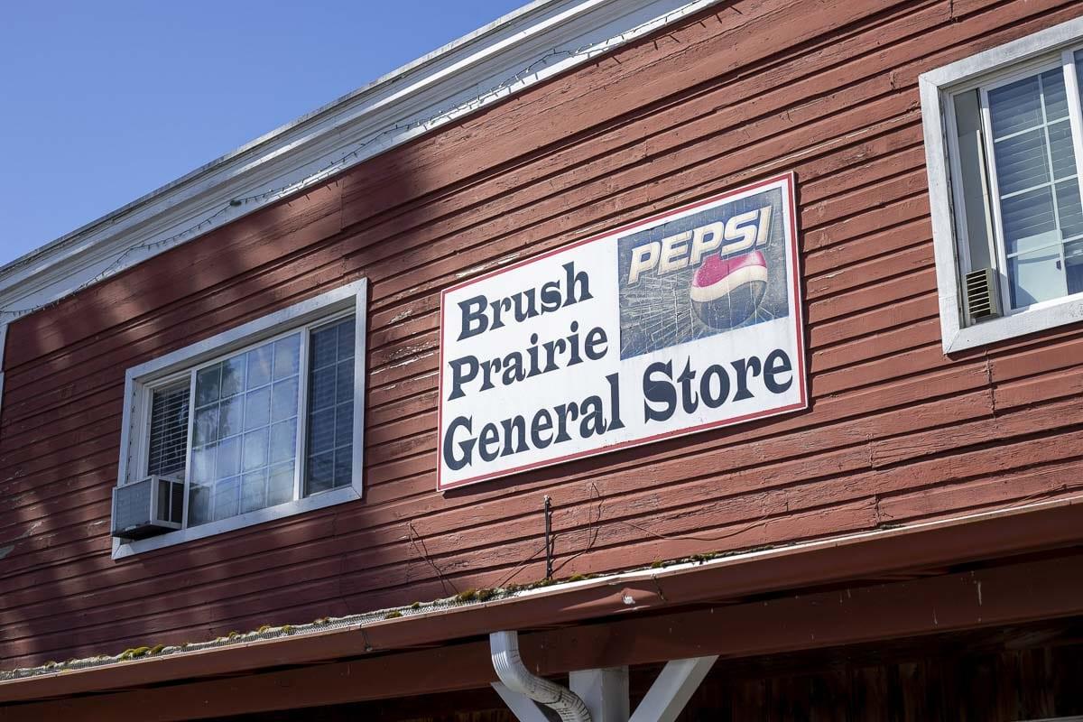 Brush Prairie General Store owner Hak Kim says fear of the coronavirus has kept many of their regular customers away. Photo by Chris Brown