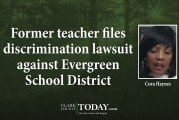Former teacher files discrimination lawsuit against Evergreen School District
