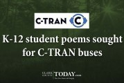 K-12 student poems sought for C-TRAN buses