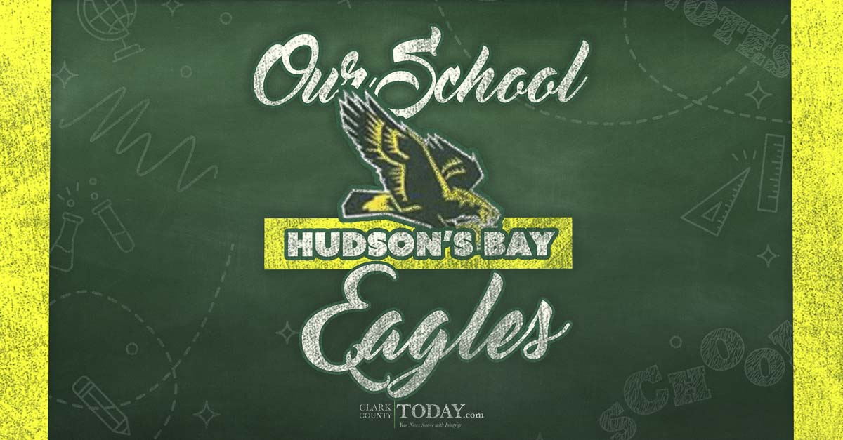 Student leaders Stacia Mikaele and Rider Bond describe what makes Hudson's Bay High School so special.