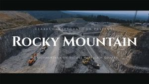 "Clark County Today is proud to present chapter one of our three-part documentary series ""Rocky Mountain."" In the film you will hear about the now 17-year-old saga of contentious relations, government oversight and the building of communities from the resource supplied by the mine."