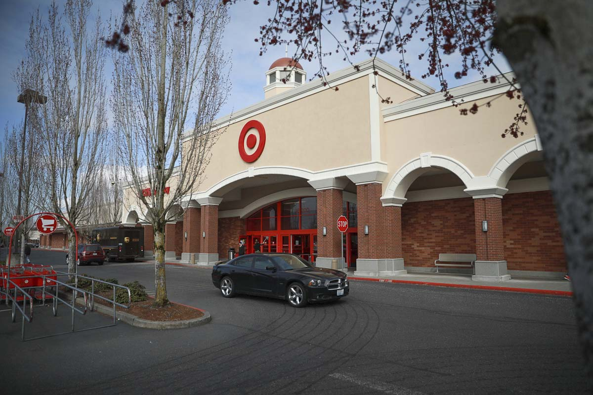 Target is among the retail locations setting aside shopping time for the elderly and other populations vulnerable to COVID-19. Photo by Jacob Granneman